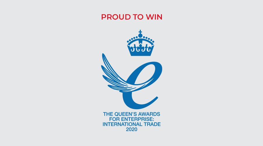 Proud to win queens award