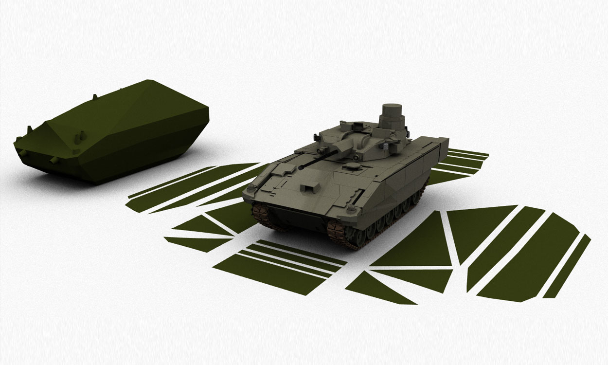 Defence Land & Accessories