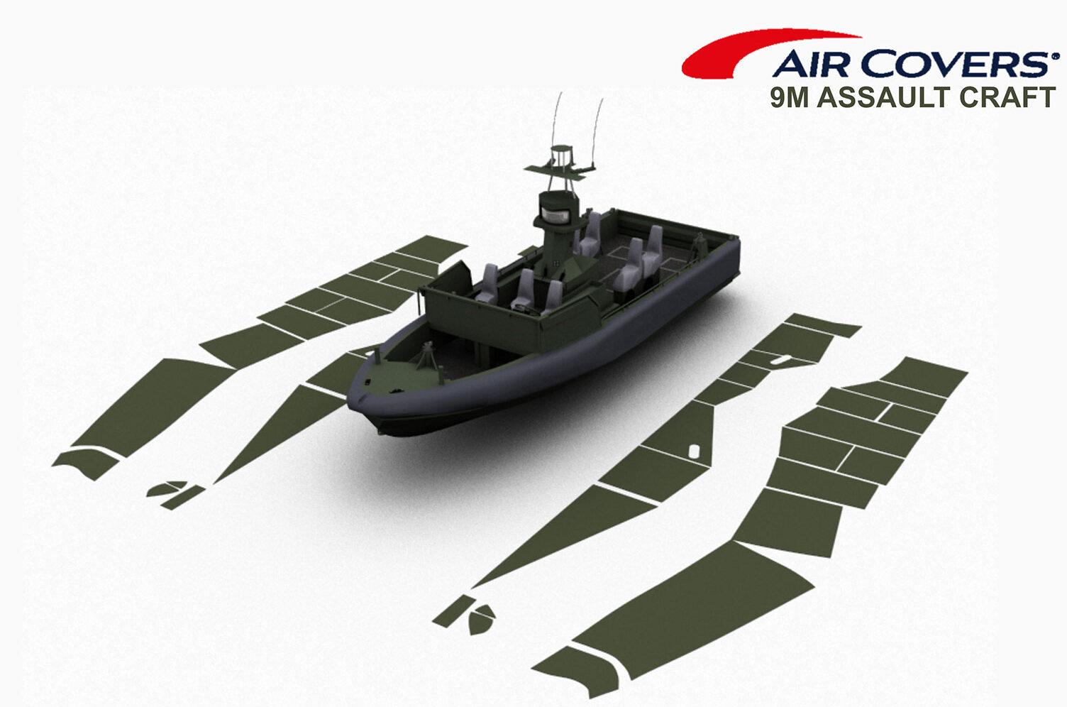Aircovers Boat